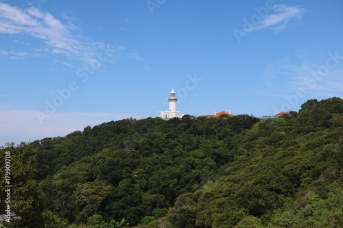 Poster View to Cape Byron Lighthouse in New South Wales, Australia