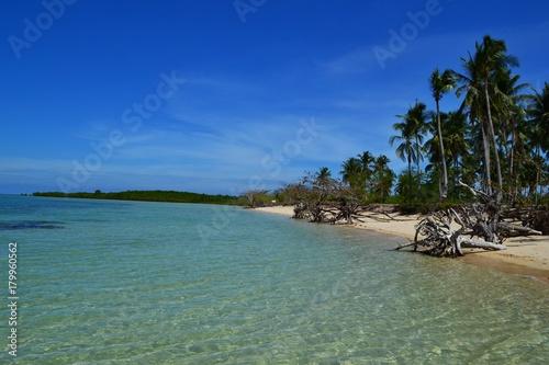 Fotobehang Tropical strand Beach Time