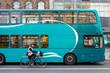 Dublin Bus Irlande - 179970396