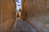 Street in Mdina (Malta)