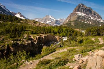Landscape Glacier National Park
