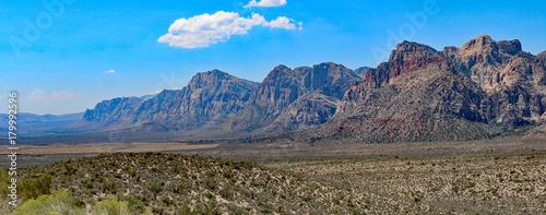 Fotobehang Parijs Nevada Desert
