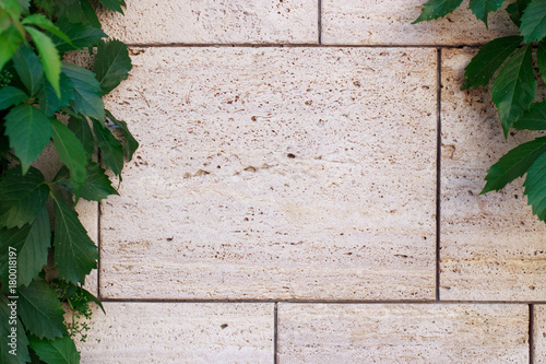 Fotobehang Stenen background of natural stone