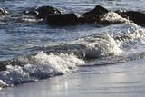 Vagues  méditerranée