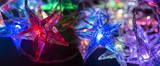 christmas background - christmas decoration - stars shining - 180024320
