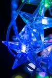 christmas background - christmas decoration - stars shining - 180024719