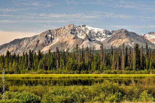 Foto op Plexiglas Canada Yukon Canada