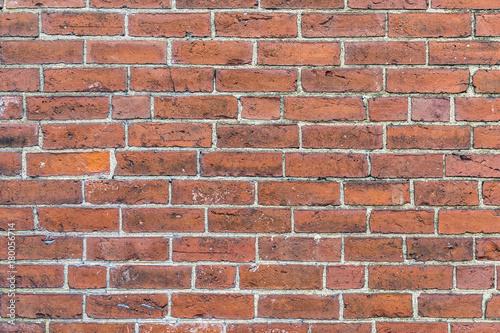 Papiers peints Brick wall old red brick wall