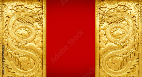 dragon golden craft