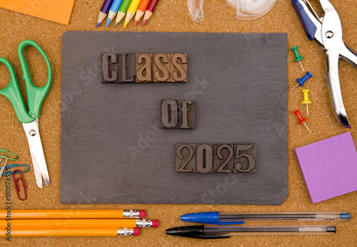 Poster Class of 2025