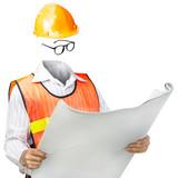 Engineer man uniform - 180086981