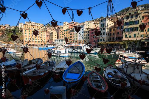 Fotobehang Liguria Camogli - Liguria