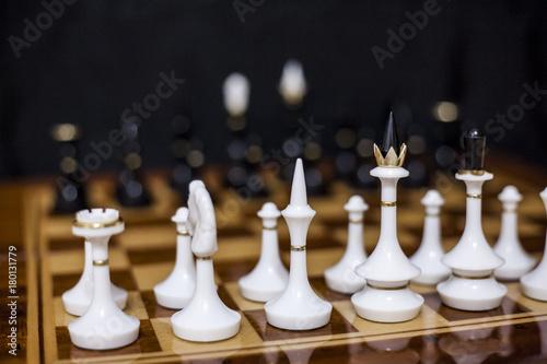 Plakat chess