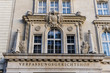 Leinwandbild Motiv vienna, constitutional court