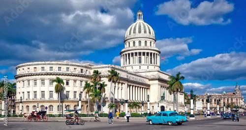 Foto op Canvas Havana havana, cuba
