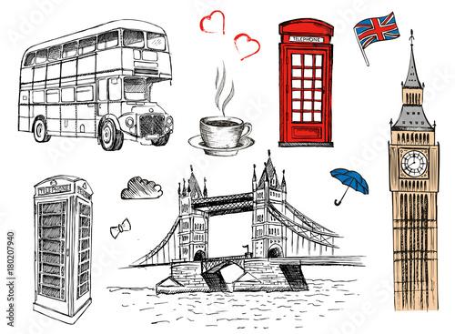 London sketch