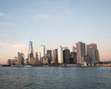 Manhatten Skyline New York - 180209316