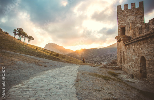 Foto op Plexiglas Cappuccino journey