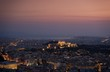Night Acropolis View