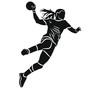 Handballeuse - 180232999