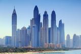 Luxury business centre of Dubai