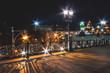 Patriarshy Bridge at night