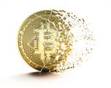 Bitcoin disintegrating - 180255934