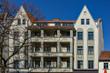 Wohn- und Geschäftshaus mit Schmuckfassade in Berlin-Alt-Tegel