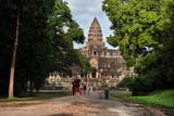 Backpaker - Angkor Wat - Siam Reap - Cambodia