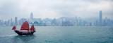 hong kong traditional sailboat