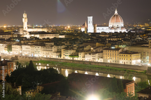 Staande foto Florence panorama of Florence