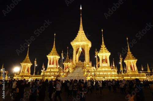 Fotobehang Thailand Thai Royal Crematorium