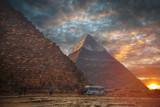 Egyptian pyramids - 180317950
