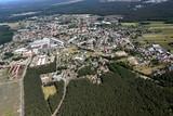 Stadt Torgelow, industriegebiet 2016