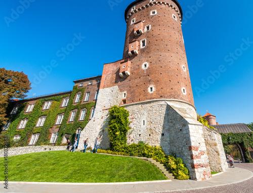 Fototapeta Wavel Castle, Krakow, Poland