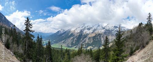 Fotobehang Lente Vanoise National Park