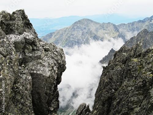 Fotobehang Grijs Tatras - Slovakia
