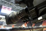 TV camera for broadcast Handball. - 180390972