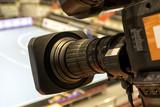 TV camera for broadcast Handball. - 180391107