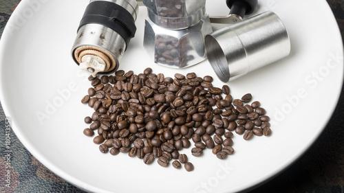 Papiers peints Cafe coffee bean