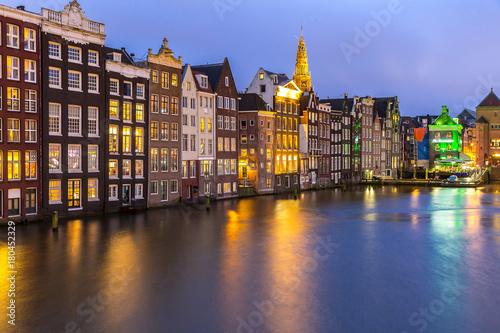 In de dag Amsterdam Amsterdam Canals Netherlands