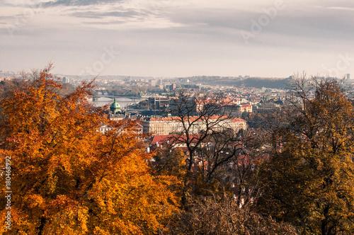 Papiers peints Prague Prague in autumn
