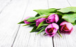 bouquet of tulips - 180470572