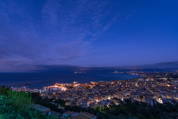 SICILIA, CASTELLAMMARE DEL GOLFO