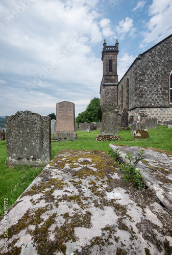 Keuken foto achterwand Olijf St Munn's Parish Church, Kilmun.