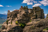 Meteora, Monasteries on Huge Rocks, near Kalabaka in Greece