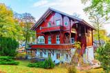 historical villa in Bansin, Germany - 180514552