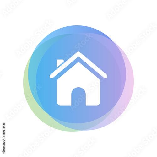 Sticker Minimalist Icon Design