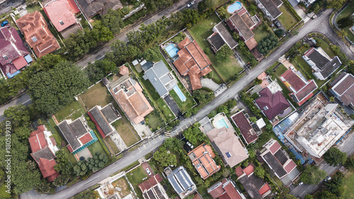 Poster Kuala Lumpur Suburb part of Kuala Lumpur