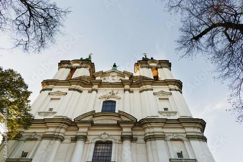 Foto op Canvas Krakau Krakow, Poland. St. Stanislaus Church at Skalka
